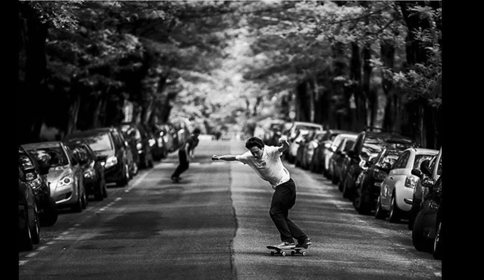 INVIATO SPECIALE: Jacopo Carozzi da San Francisco e la vita da skater