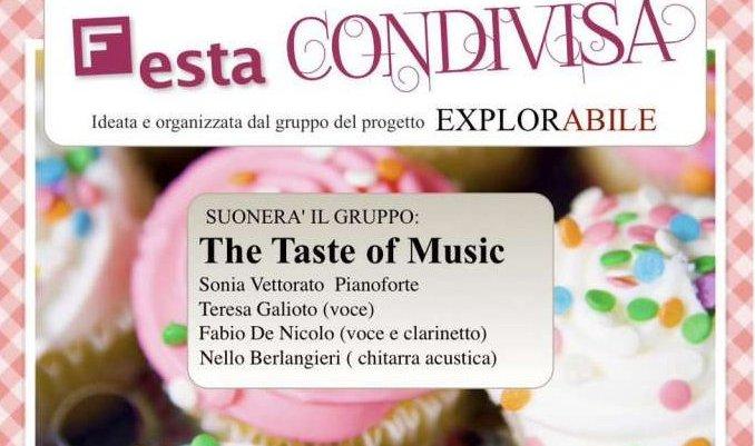 """""""FESTA CONDIVISA"""" CON SONIA VETTORATO per Explorabile"""