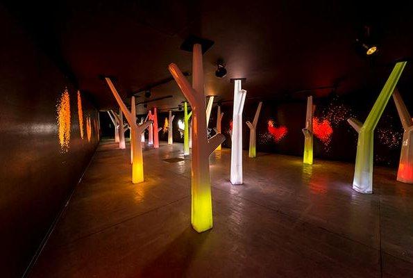 DESIGN WEEK . ASUS Design Center presenta Glow of Life
