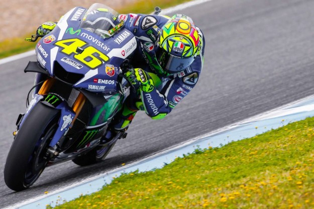 MotoGP, VALENTINO E' VALENTINO, E NON SI DISCUTE!!! Vince Jerez 2016