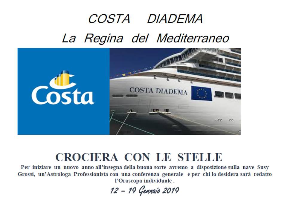 OROSCOPO DI SUSY GROSSI DAL 9 AL 15 LUGLIO 2018