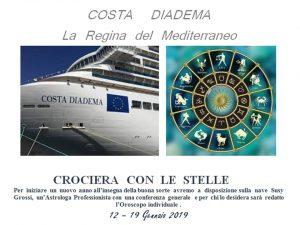 OROSCOPO DI SUSY GROSSI DAL 7 AL 13 GENNAIO 2019