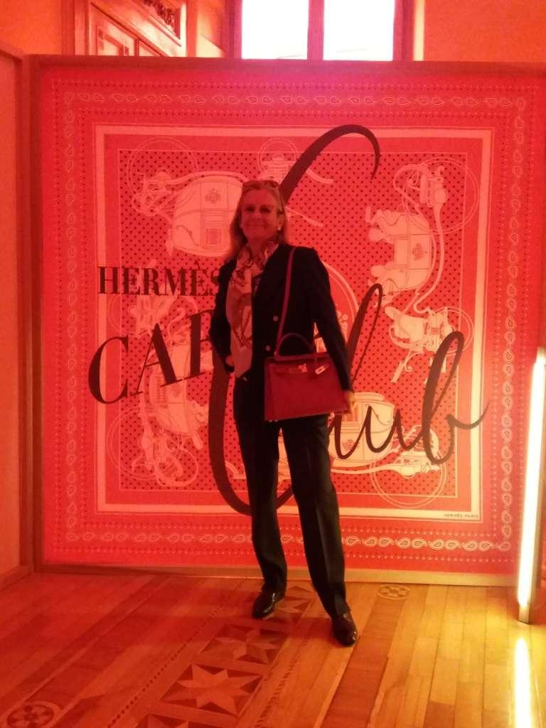 IL CARRE' CLUB HERMES ARRIVA A MILANO
