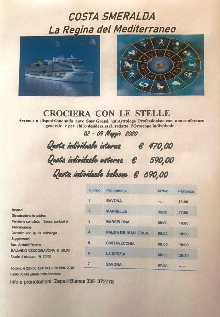 OROSCOPO DI SUSY GROSSI DAL 25 NOVEMBRE AL 1 DICEMBRE 2019